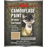 Majic 8-0855 Oil Based Camouflage Paint