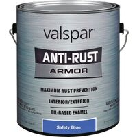 Anti-Rust Gloss Safety Blue