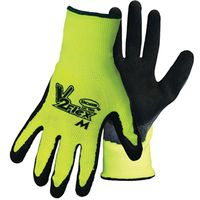 GLOVE MENS HI-VIS LRG FLEXGRIP