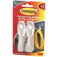 Command 17304 Medium Cord Bundler