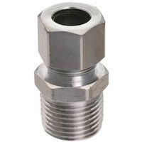Plumb Pak PP20072LF Straight Pipe to Tube Adapter