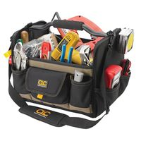 CLC Tool Works 1578 Open Top Softsided Tool Bag