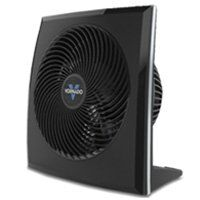 Panel Air Circulator, Black