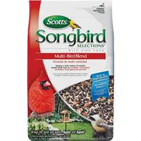 Scotts Songbird Selections 1022686 Multi-Bird Blend Food