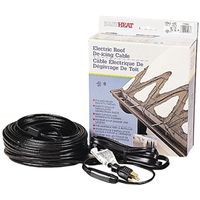 30FT 150W RF/GUTTER DEICE KIT