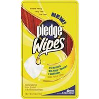 SC Johnson 72807 Pledge Wipe