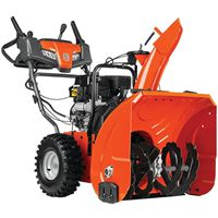 Poulan 100 Powered Snow Thrower