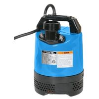 Electric Submersible Trash Pump, 2/3 Hp