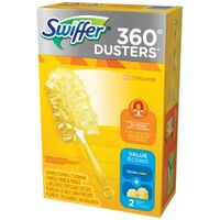 Swiffer 360 Degree Starter Kit with 3 Dusters
