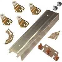 Johnson 2200F By-Pass Fascia Door Hardware Set
