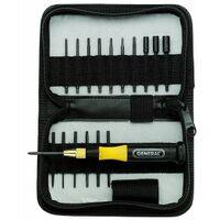 General Tools 63518 Precision Ultratech Screwdriver Set