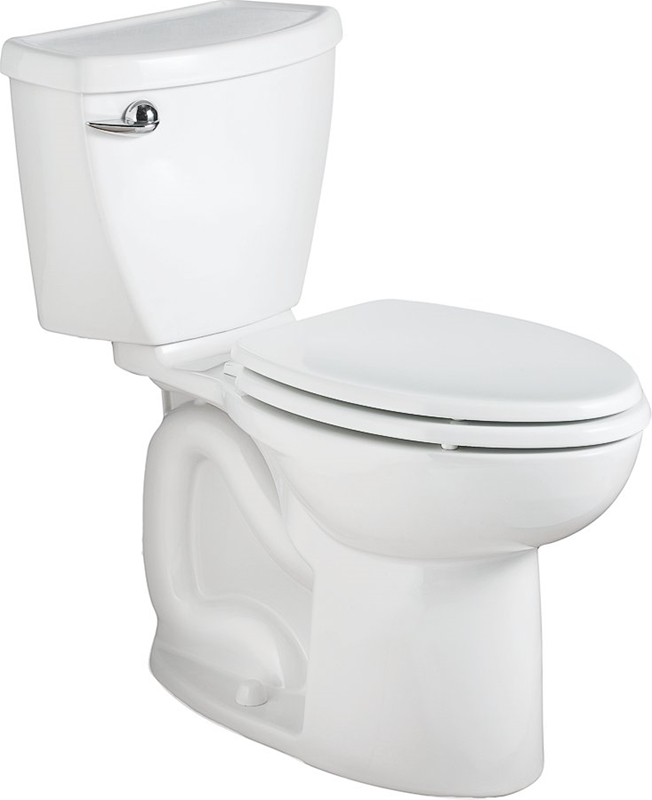 American Standard Cadet 3 Flowise Right Height Toilet To