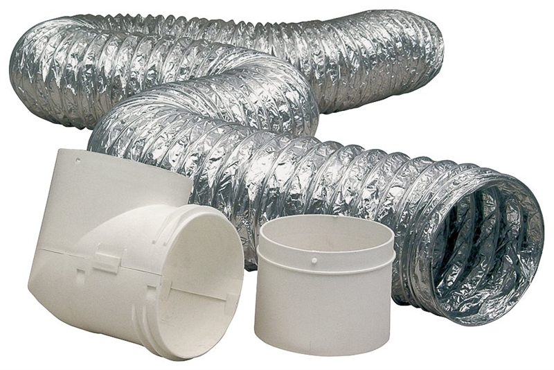 Proflex Td48d2dzw Dryer Vent Kit 3 Pieces 4 In Collar