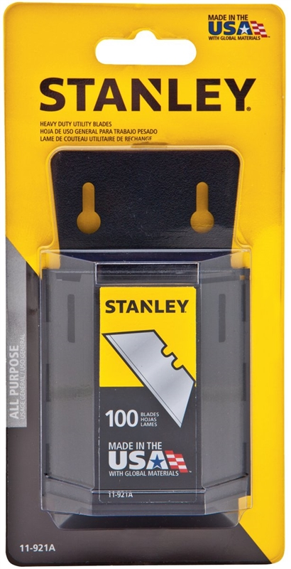 Stanley 1992 11-921A Precision-Honed Edged Utility Knife Blade