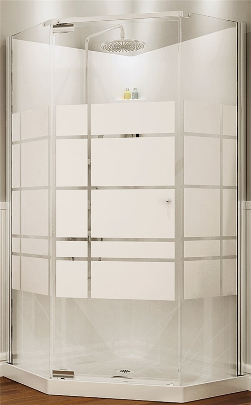 Maax Begonia Soho 105618 000 129 Shower Stall Kit 36 In L