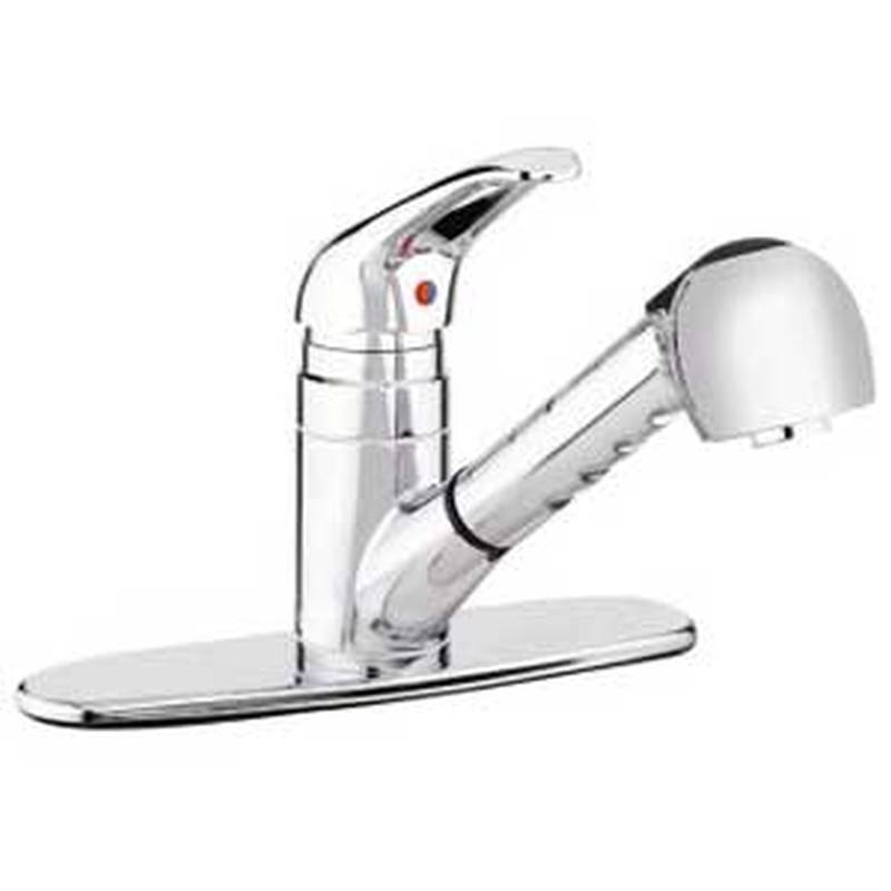 Belanger 6077cp Style 60 Kitchen Sink Faucet With Pull Out