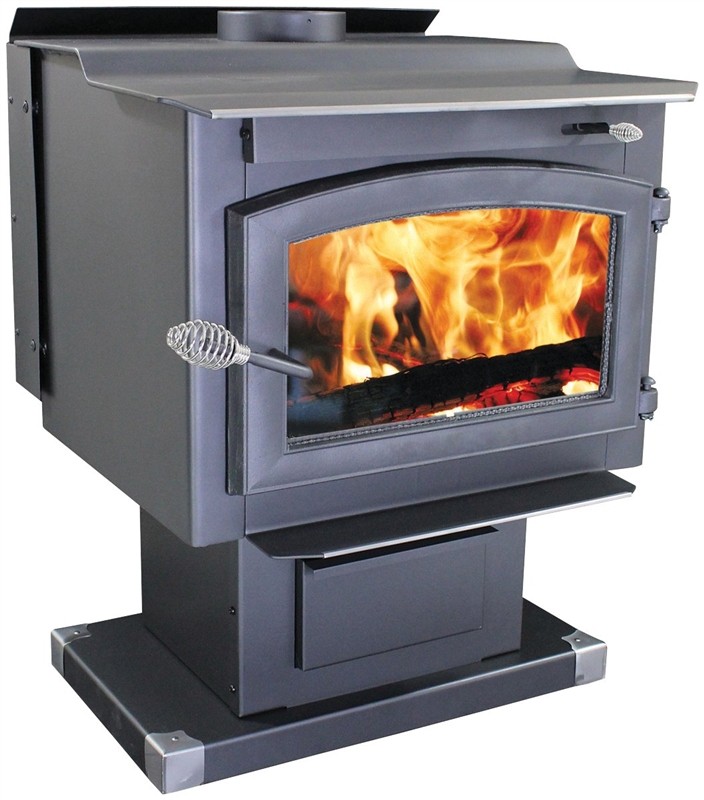 Air Blower For Wood Stoves : Performer tr wood stove with blower btu