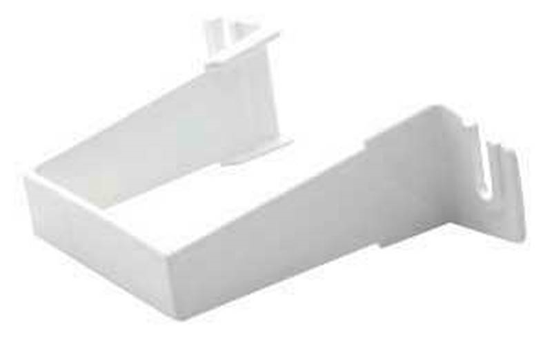 Tuffflo T1534 Contemporary Style Downspout Clip 2 In