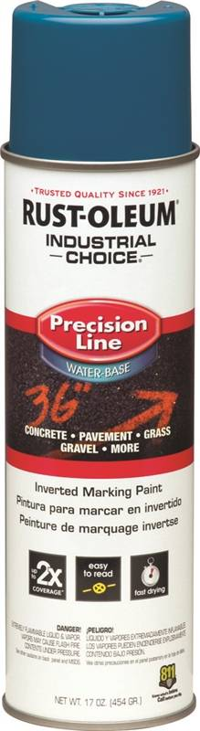 Rustoleum M1800 System Precision Line Inverted Water Based