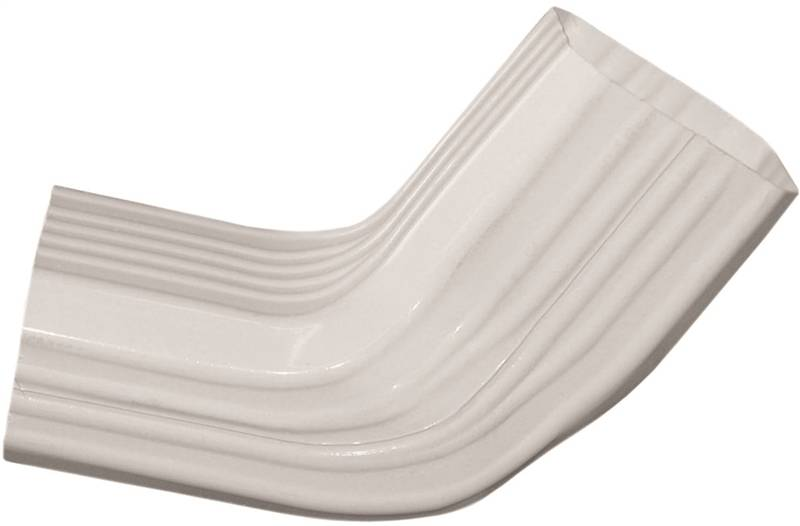 Raingo Aw221 Type A To B Downspout Elbow 2 In W X 3 In D