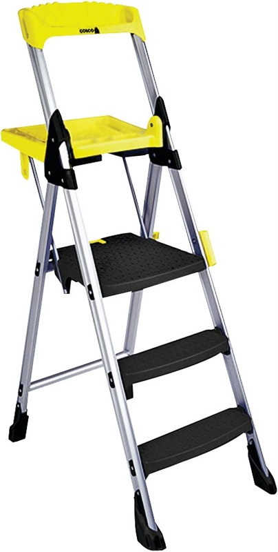 Lite Solutions 11003abl2 3 Step Type 1a Step Ladder 300 Lb