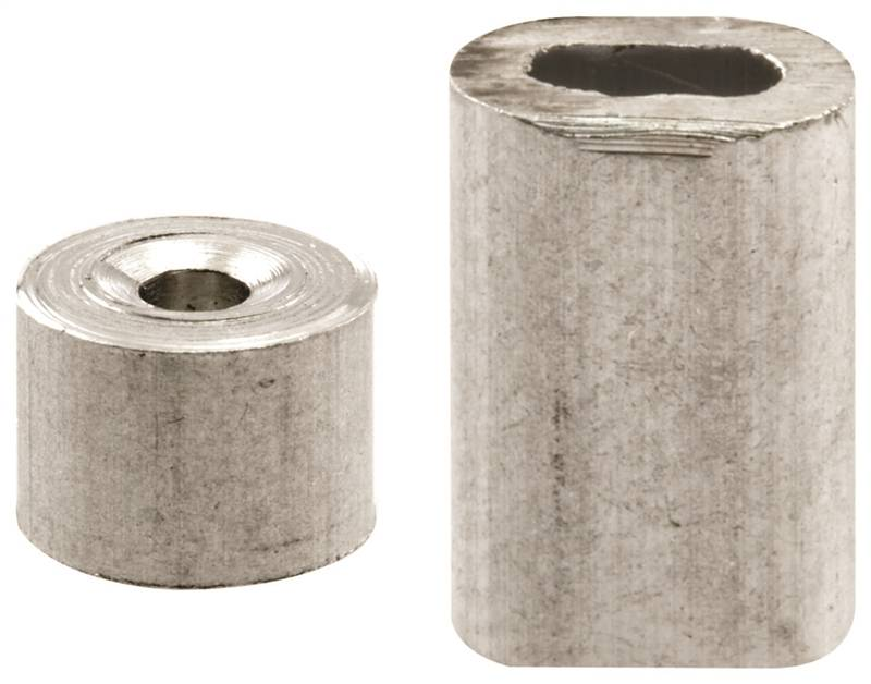 Prime line gd extruded cable ferrule and stop for