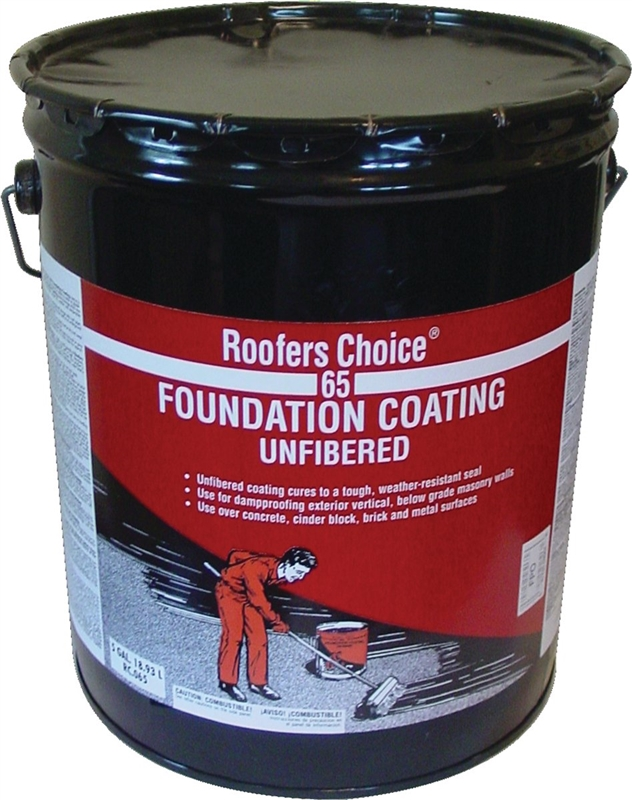 Roofers Choice Rc065070 Non Fibered Foundation Coating 4