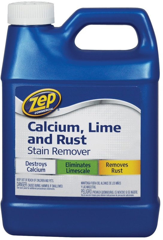 Zep Professional Zucal32 Calcium Lime Rust Stain Remover