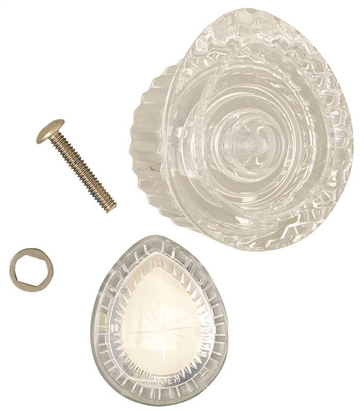 Moen 100710 Knob Handle Kit For Use With Tub Shower