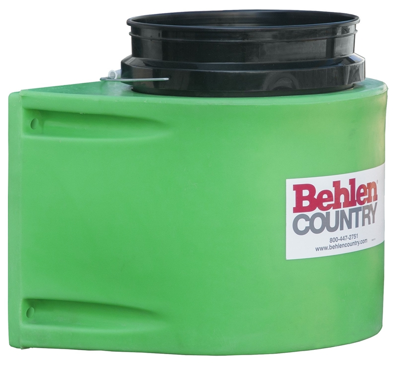 Behrens 54140058s Insulated Bucket 5 Gal Capacity Poly Pail