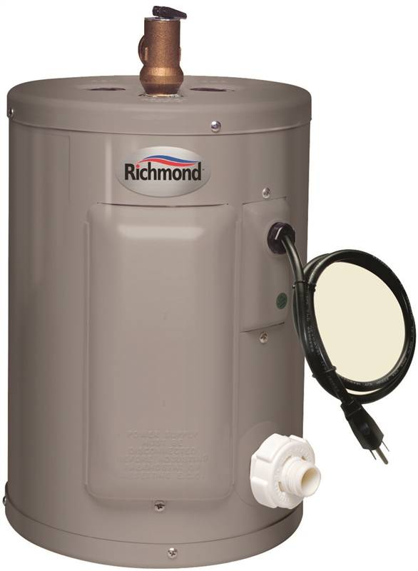 Richmond 6ep2 1 Electric Water Heater 2000 W 120 Vac 2
