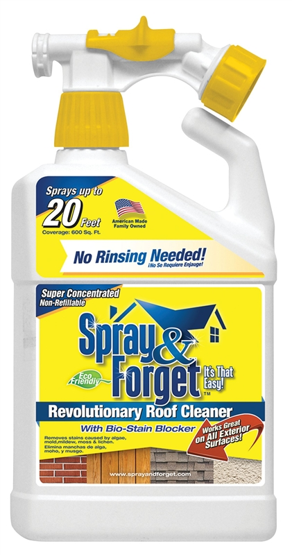 Spray Amp Forget Sfsrc 6q Concentrated Non Corrosive Roof