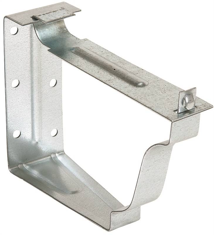 Snap Lock 5in Fascia Bracket Case Of 50