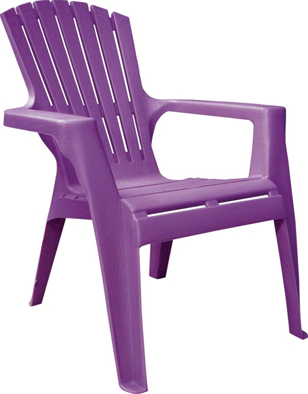Chair Adk Kids Bright Violet Case Of 4