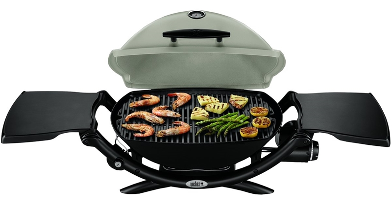 weber stephen q 2200 portable gas grill 12000 btu lpg. Black Bedroom Furniture Sets. Home Design Ideas