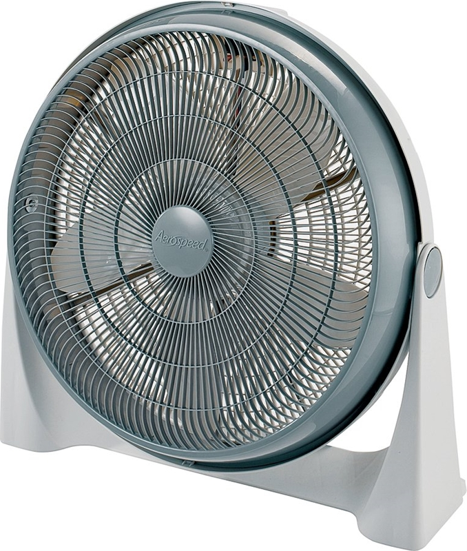 High Velocity Fan Blade : Camair ac high performance air circulator blade gray