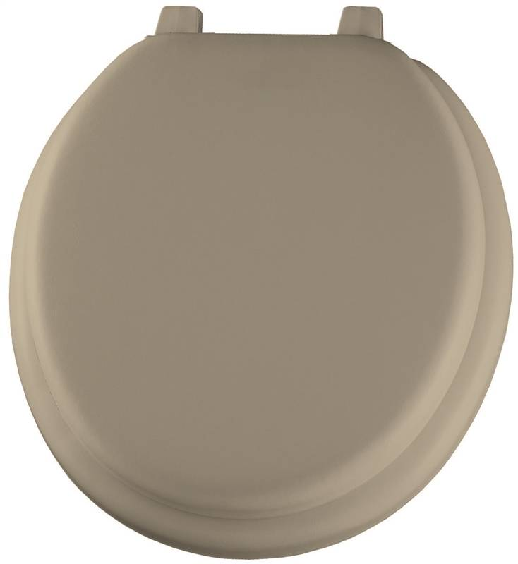Mayfair 13ec 006 Premium Soft Toilet Seat For Use With