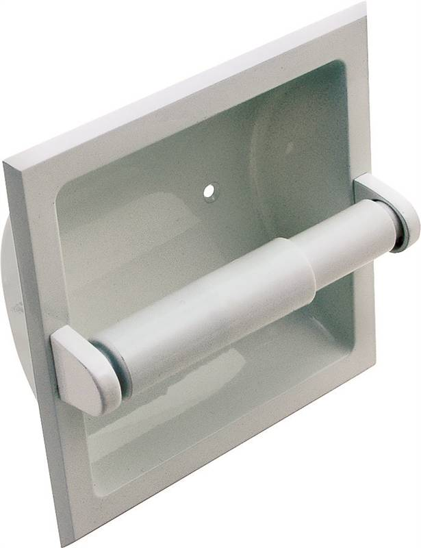 Mintcraft L776h 51 07 Recessed Square Toilet Paper Holder