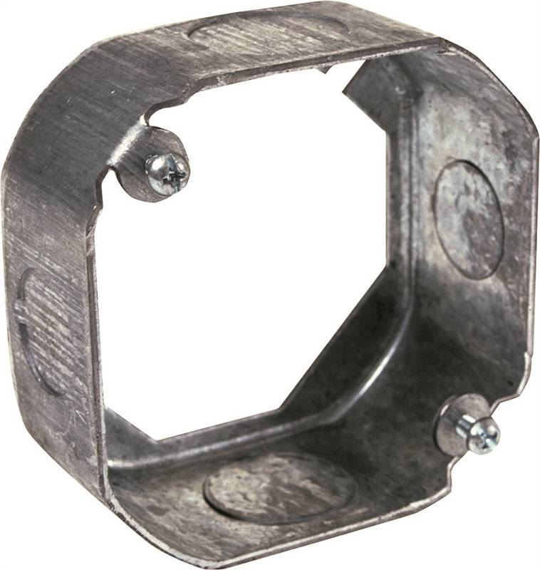 Inch Octagon Extension Ring   Inches Deep