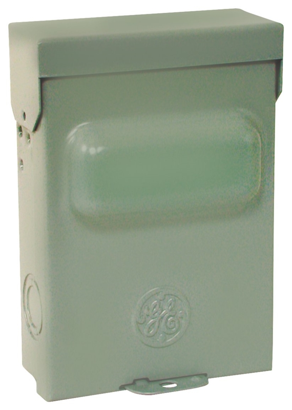 Ge Electrical Tfn60rcp Ac Disconnect Switches  Outdoor