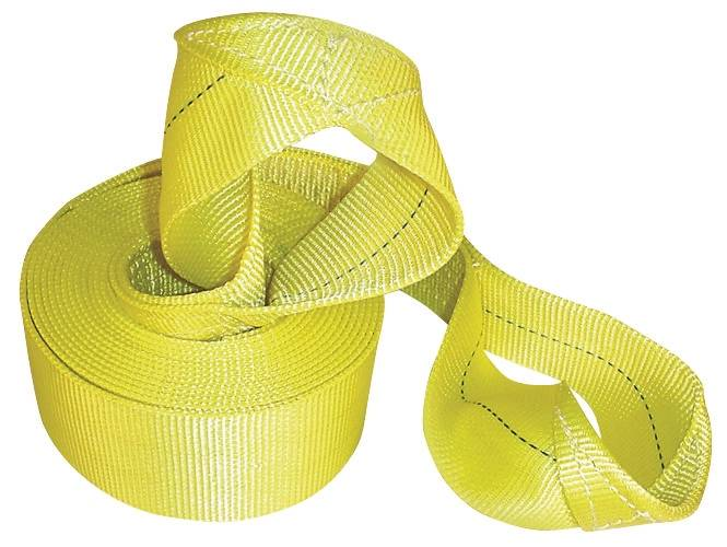 Keeper 89933 30 x 3 Vehicle Recovery Strap 15,000 lbs Max Vehicle Weight