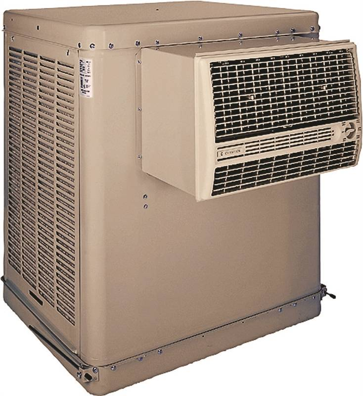 Champion Wc37 Evaporative Cooler 500 900 Sq Ft 3500