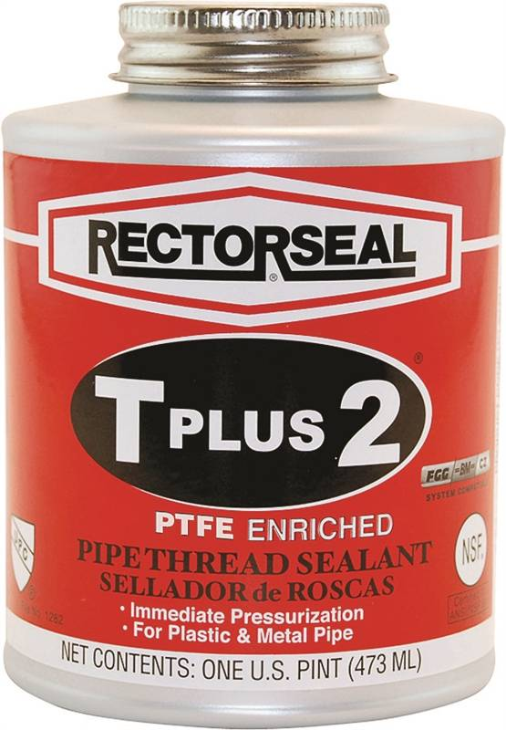 Rectorseal T Plus 2 23431 Multi Purpose Pipe Thread