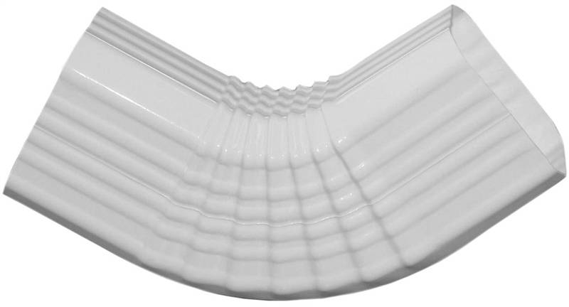 Raingo Aw301b Type B Downspout Elbow 3 In W X 4 In D For