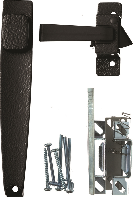 Hampton V398bl Pushbutton Latch With Tie Down Handle