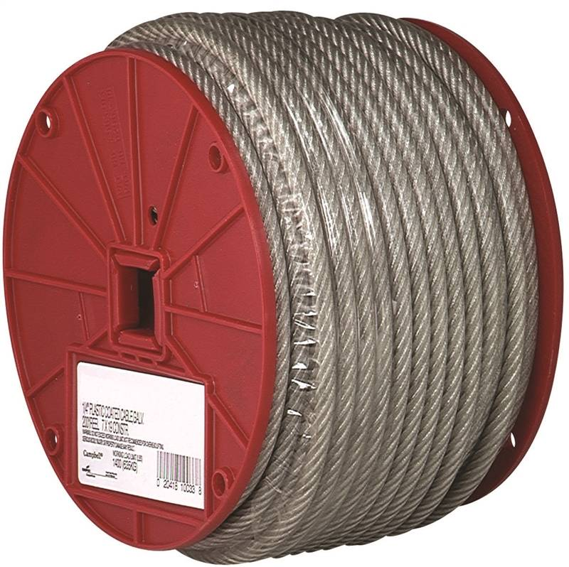Aircraft Cable Accessories : Campbell flexible aircraft cable in dia