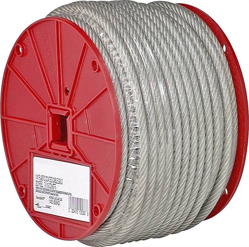 Campbell 700 0697 Extra Flexible Aircraft Cable 3 16 In