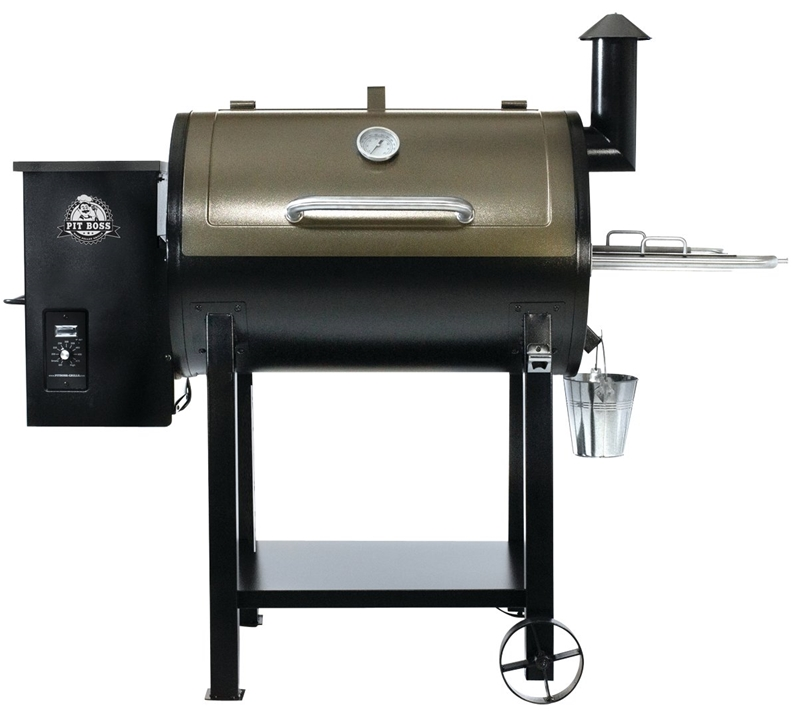 pit boss pellet grill manual