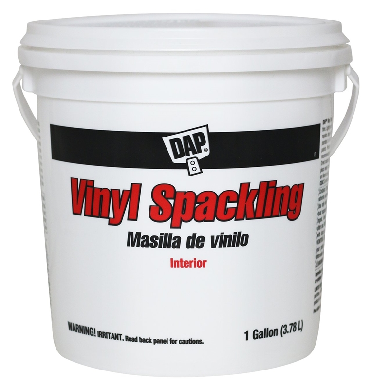 Compound Spackling Vinyl Gal Case Of 2