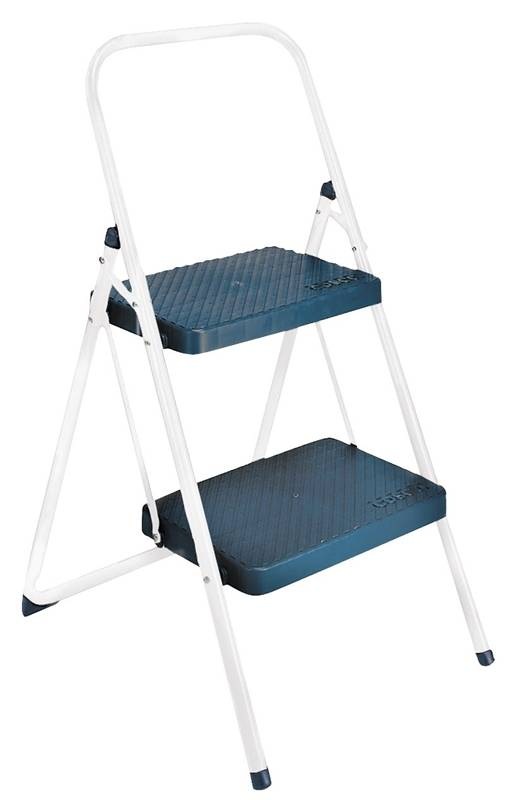 Cosco 11565cggl4 2 Step Folding Step Stool 34 646 In H X